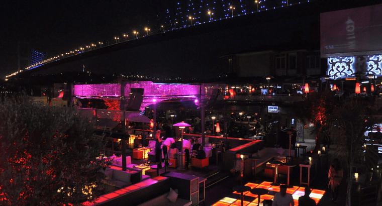 Ночные клубы Стамбула