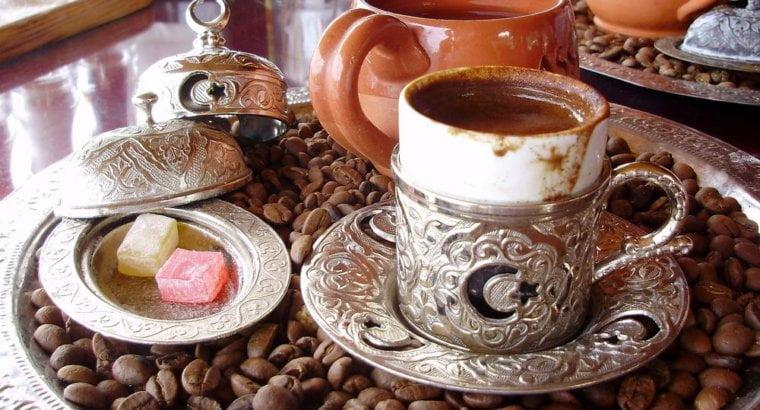 Интересные факты о Турецком кофе