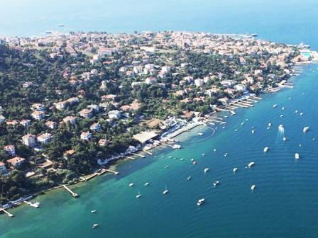 Принцевы острова (Adalar) в Стамбуле: как добраться, достопримечательности, пляжи