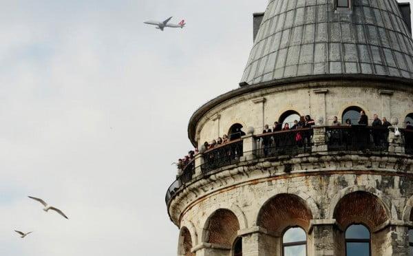 Галатская башня (Galata Kulesi) в Стамбуле: история, где находится, стоимость посещения