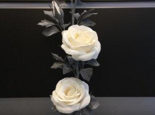 Цветы для декора ручной работы