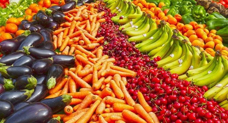 Разнообразие овощей и фруктов зимой на рынках Турции 🍇🥦🍍🥝. Всё самое вкусное!