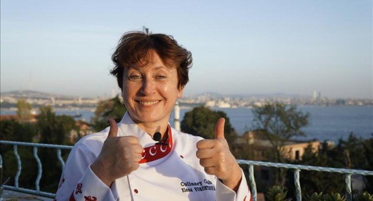 История нашей соотечественницы Елены Воронцовой: от переводчика до шеф-повара.