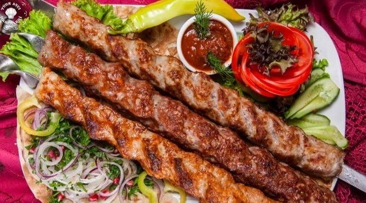 Популярные горячие блюда Турции