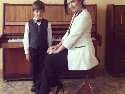 Учитель фортепиано