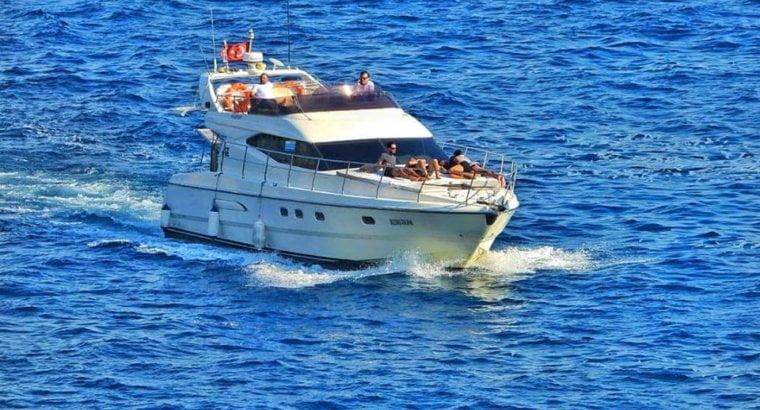 Аренда яхт в Анталии