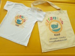 Печать на футболках и сувенирах в Анталье