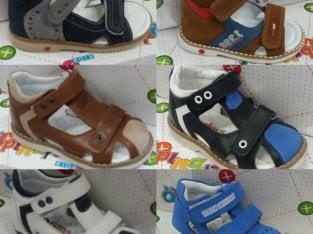Детская ортопедическая обувь в Анталье