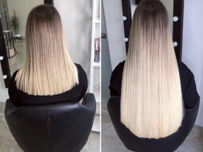 Наращивание волос , коррекция , продажа волос