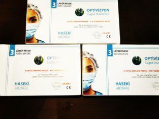 3х слойные маски (SSS, SMS)