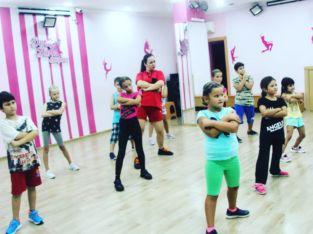 Танцы и спорт в Анталии для взрослых и детей