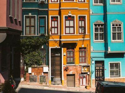 Места, где снимались турецкие сериалы