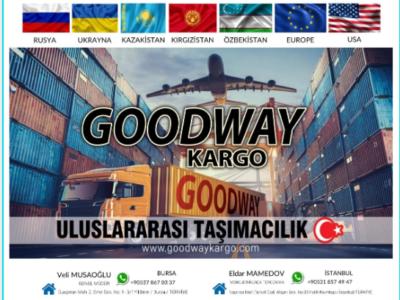 Доставка грузов и товаров из Турции в страны СНГ, Европу и США.