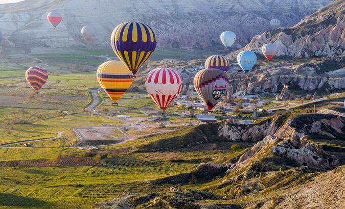 То, что Вы непременно должны сделать побывав в Турции.
