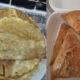 Пельмени, пироги, салаты