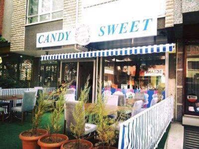 "Cемейное кафе ""Candy Sweet"""